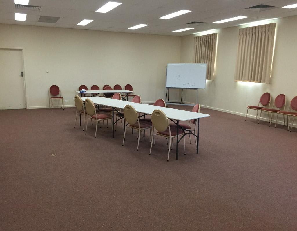 Barker Hall Room Reservation